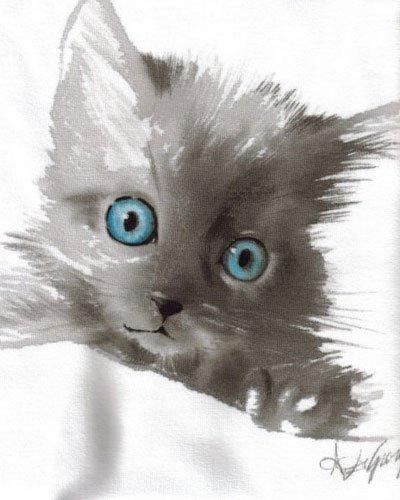 Privato - Ritratto su t-shirt