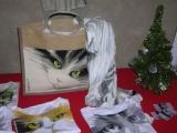 Anna Maria Di Giorgi alla Esposizione Internazionale Felina di Vigevano - 4 e 5 dicembre 2010