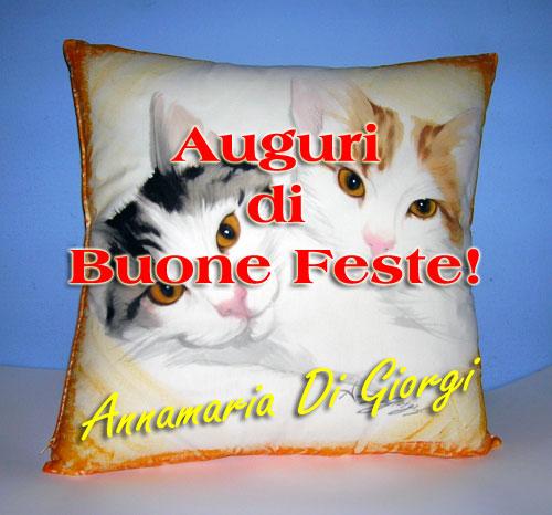 Auguri di buone feste 2011 da Anna Maria Di Giorgi
